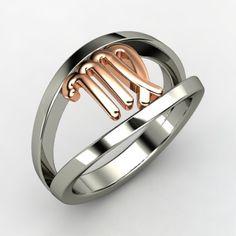 Virgo ring from @Gemvara. Love.