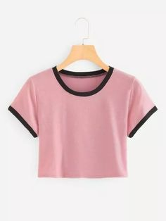 ideas clothes ideas for teens casual sweaters Cropped Tops, Teen Crop Tops, Cute Crop Tops, Trendy Outfits For Teens, Trendy Clothes For Women, Cute Casual Outfits, Summer Outfits, Casual Clothes, Girly Outfits