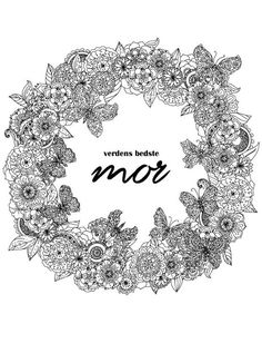 Mors dag gave Working Moms, Mom And Dad, Origami, Printer, Gift Wrapping, Printables, Tapestry, Wallpaper, Gifts