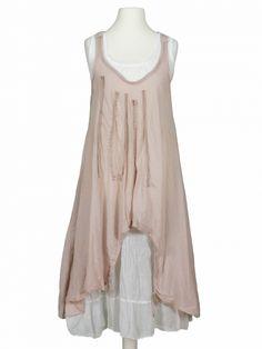 Damen Lagenlook Kleid 2-tlg., rosa von Z 4 bei www.meinkleidchen.de