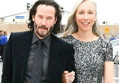 Keanu Reeves Wins The Internet After Stepping Out With His New 'Girlfriend' Keanu Reeves Girlfriend, Jennifer Syme, Amanda De Cadenet, Alexandra Grant, Jaali Design, Lea Salonga, Keanu Reaves, The Boy Next Door