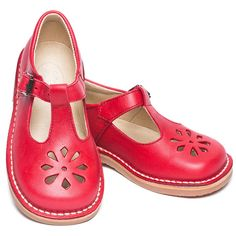Menthe et Grenadine children shoes: Alexis  - want these for wee M !