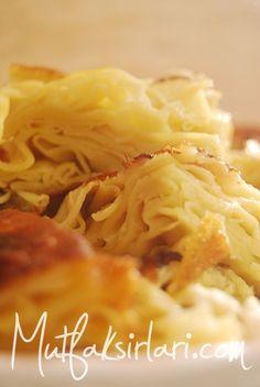 Su Böreği Tarifi | Mutfak Sırları - Yemek Tarifleri