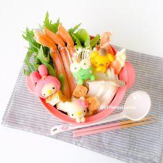 Media Tweets by Little Miss Bento (@littlemissbento) | Twitter Japanese Bento Lunch Box, Bento Box, Cute Food, Good Food, Funny Food, Japanese Food Art, Japanese Funny, Bento Recipes, Bento Ideas