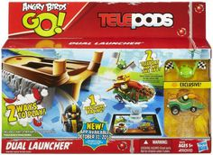 Angry Birds Telepods Dual Launcher was £15 then £5 NOW £3 FREE C&C at House of Fraser
