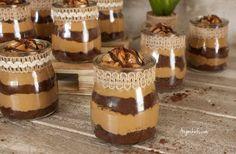 Sweet Recipes, Snack Recipes, Snacks, Choco Torta, Rum, Arabic Food, Canapes, Trifle, Chocolate Cake