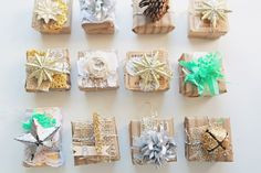 . holiday, christmas countdown, little boxes, advent box, gift wrapping, advent calendars, christma time, crafty gifts, little gifts