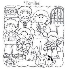 Kleurplaten Mijn Familie.Kleurplaten Mijn Familie Brekelmansadviesgroep