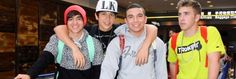 Foolish Four ♡ I love this boy! I'm so proud of you Robert!