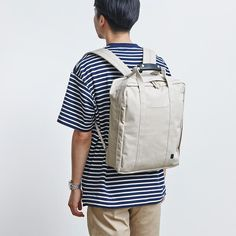 eacec66962a Voyager Backpack in Natural