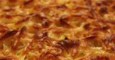 Fırında Kaşarlı Erişte Turkish Recipes, Ethnic Recipes, Hawaiian Pizza, Pepperoni, Mashed Potatoes, Macaroni And Cheese, Food And Drink, Dinner, Desserts