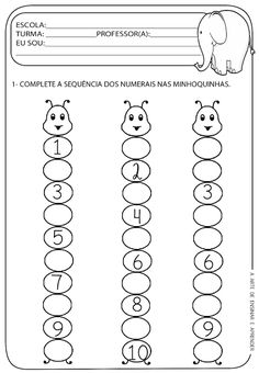 Kids Math Worksheets, Preschool Learning Activities, Alphabet Worksheets, Kindergarten Lessons, Toddler Learning, Math Classroom, Preschool Activities, Maternelle Grande Section, Singapore Math