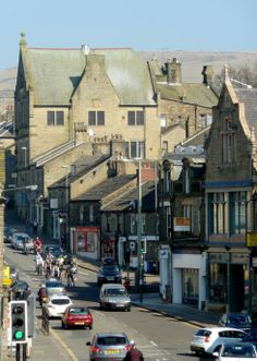 The High Peak town that's creating a thriving modern community by preserving and building on its past Domesday Book, South Yorkshire, Peak District, Derbyshire, Vintage Photos, My Dream, Past, Scenery, England