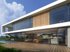 Modern Contemporary House in Rancho Palos Verdes, California
