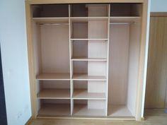 Ebanistería y  Carpintería Ebano Astur: armario empotrado