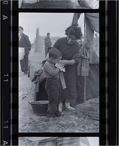 Robert Capa, Gerda Taro and David Seymour New Works by Photography's Old Masters