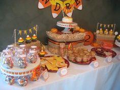 Candy Corn Birthday Ideas