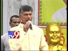 CM Kiran earns money while A P passes through crisis - Chandrababu