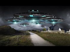 Fleet Of Flying Saucer UFOs Spotted Hovering, Beaming Light To The Ground Over Arizona (Photo) Aliens And Ufos, Ancient Aliens, John Ramirez, Alien Ship, Alien Spaceship, Alien Races, Flying Saucer, Crop Circles, Ancient Mysteries