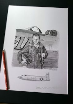 Chuck Yeager Se vende/ For sale.