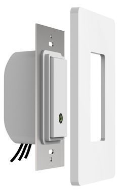 Belkin WeMo Light Switch, Control Your Lights From Anywhere