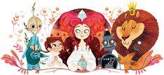Artist Spotlight - Lorena Alvarez Gómez | Queen Lila