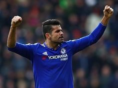 Diego Costa refuses to return to Chelsea