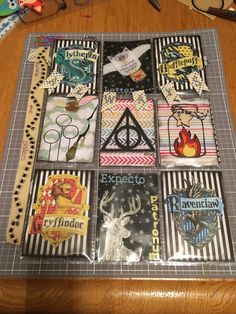 Harry Potter pocket letter!!!!! Front Harry Potter Scrapbook, Disney Scrapbook, Scrapbook Cards, Mail Art Envelopes, Cute Envelopes, Pen Pal Letters, Pocket Letters, Project Life, Pocket Pal