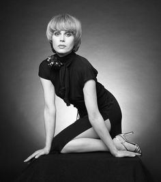Séance photo : Joanna Lumley   Forgotten Silver