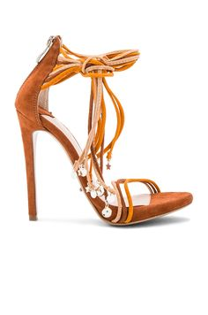 9004d245d29a Shop for Tony Bianco x BEC BRIDGE Alexis Heel in Mocca Kid Suede Multi at  REVOLVE.