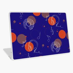 A durable laptop skin is an essential accessory for your mobile buddy. Protect your device from scratches, dirt and dullness. #caseforlaptop#laptopcase #laptopcover#mobileaccessories #deviceprotection#laptopskin #laptopaccessories#music#musiclovers#giftforamusician#giftformusiclovers#giftforadj#djlaptopskin#musiclaptopskin