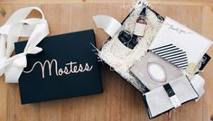 Hostess with the Mostess - Classy + Fabulous reviews our box!