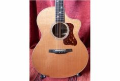 Patrick James Eggle Acoustic Guitar, like Martin, Taylor, Guild, Lowden, Larivee etc. £2,300
