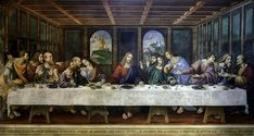 Cesare da Sesto (1477-1523) - The Last Supper
