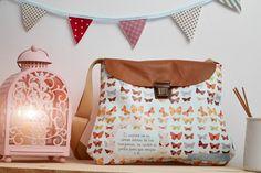 Lovely bag by Carlalluna www.carlalluna.es #carlalluna # bags #gift #handmade #lovemade #art #illustration #eco-leather #customizable #unico