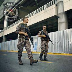 Polis Özel Harekat ( Yeni kamuflaj ) PÖH