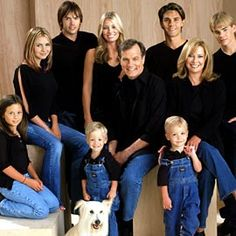 7th heaven....Always a favorite since I was little. I love 7th Heaven & all of the Camdens!