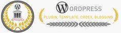 Plugin, Template, Codex, Blogging per Wordpress