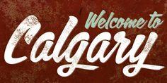 Calgary Script - Webfont & Desktop font « MyFonts