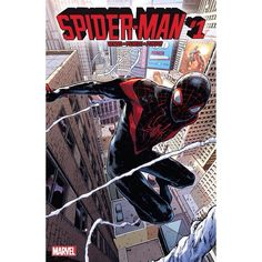 Spider-Man (2016-) #1 Written by Brian Michael Bendis Art by Sara Pichelli Cover by Sara Pichelli Miles Morales has been doing the super hero thing for a while now but after Secret Wars he'll be a full-fledged member of the Marvel Universe. Swinging next to The Invincible Iron Man The Mighty Thor and the All-New Captain America as a card-carrying member of the Avengers is an adventure but it's not all fun and games for New York City's main Spider-Man! What happened in the eight month gap? It…