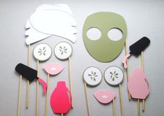 Spa Birthday Party Creative Ideas | Home Party Theme Ideas