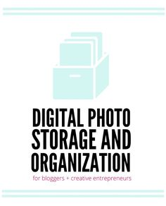 How to store and org