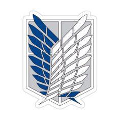 Exploration Battalion Sticker by CLC54
