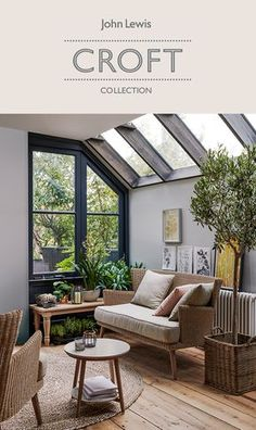 forget the furniture look at the window design! Explore the Croft Collections timeless designs and create your own personal haven at home Patio Interior, Home Interior Design, Orangerie Extension, House Extensions, Garden Room Extensions, Earthship, Window Design, Glass House, My Dream Home
