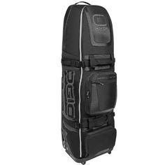 0575766be Ogio Mammoth Golf Travel Bag, Black, Large Golf Travel, Travel Bags, Golf