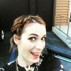 Got mah hair braided! #ladyhair