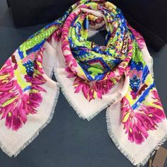 Winter Plus Size Printing Brands Women Casual Wool Scarf Real Picture Shawl Wrap