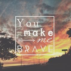 Bethel Music - You Make Me Brave