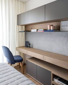 Study Table Designs, Study Room Design, Small Room Design, Home Room Design, Study Nook, Case Study, Mesa Home Office, Home Office Space, Home Office Furniture