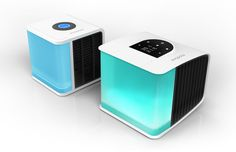 Evapolar manufactures innovative personal evaporative air conditioners and coolers.